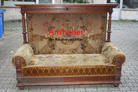 Bild: Alte Couch um 1900