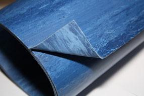 Bild: homogener PVC Boden