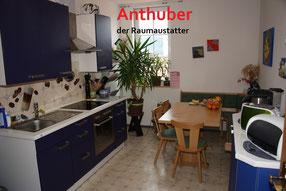 Bild: Küche vor der Renovierung