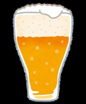 ビールのシミの落とし方