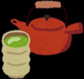 緑茶のしみ抜き方法