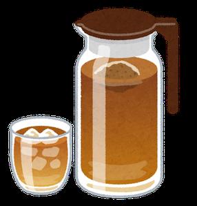麦茶のしみ抜き方法