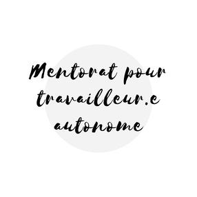 Vignette article blogue sur le mentorat pour travailleur autonome au Québec par l'Académie des Autonomes