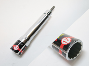 S-tool  シングル差替えソケットロング12角シリーズ