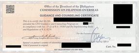 フィリピン結婚手続き