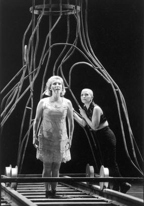 Anne Baquet et Françoise Galais - © M.Ginot