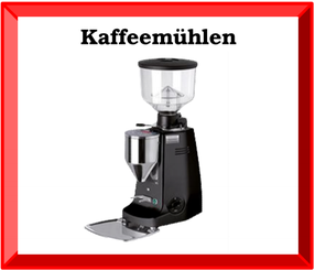 Astoria Kaffeemühlen / Mazzer / Mahlkönig