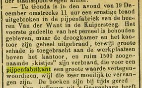 1889, Rotterdamsche Courant