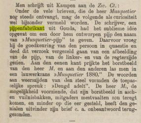 29 October 1880 Provinciale Drentsche en Asser Courant