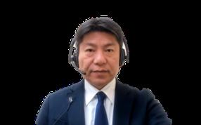 「DX推進の専門家」桂木夏彦が、貴社アドバイザーとしてオンラインで即時に助言を行います