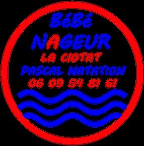 Séance de bébé nageur à La Ciotat avec Pascal Natation