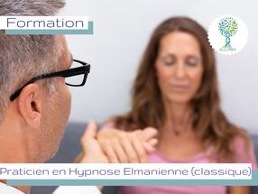 ELLIPSY formation Hypnose elmanienne, Hypnose classique, hypnose médicale, hypnose directe, hypnose directive reconnaissance internationale IHA