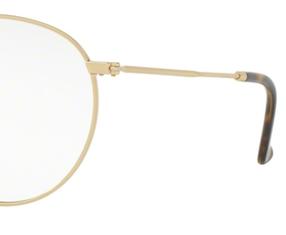 Occhiali da vista Ray-Ban uomo 0RX 3447V ROUND METAL. Colore: 2500 oro. Forma: pantos. Materiale: metallo.