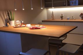 Schreiner-Möbel nach Maß für die kleine Küche