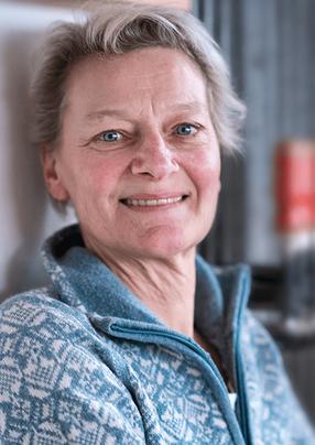 Beate Kuhla, Gründerin holz und form und verantwortlich für Planung und Entwurf bei Schreinerei Kleeschulte