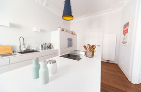 Individuelle Designer-Küche von Schreinerei Kleeschulte