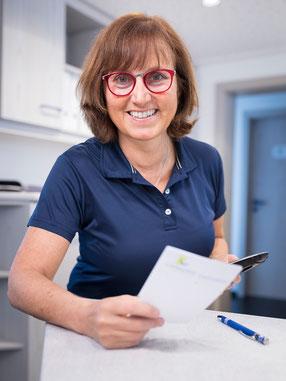 Gisela Gebhardt-Netsch Zahnmedizinische Fachangestellte Verwaltung