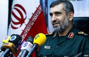 Amir Ali Hajizadeh, vigtig militær leder af Pasdaran-militserne i Syrien