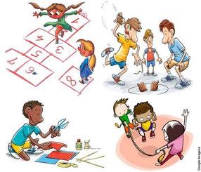 """""""A impossibilidade de brincar representa para a criança simplesmente a não possibilidade de viver a infância! Brincar é coisa muito séria!"""""""