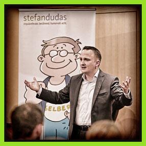 """Stefan Dudas: """"Denken Sie doch selber!"""""""