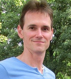 Porträt von Dr. Michael Haul (geb. 1971), aufgenommen 2015