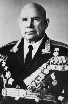 Мельников Іван Іванович, командир 167 дивзіїї