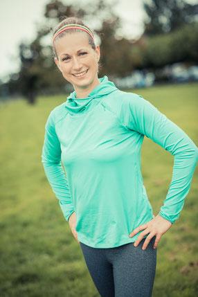 Zertifizierte und motivierende Personal- und Group-Fitnesstrainerin