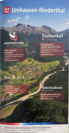 Bildquelle: Ötztaltourismusprospekt Umhausen- Niederthai