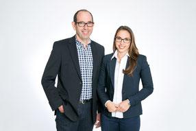 Rudolf Ritter mit Tochter Maike Ritter