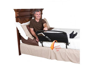 """barandal para cama, barandas para cama, 30"""" safety bedrail with pouch, bedrail, barandales para cama, ability monterrey, ability san pedro, ortopedia en monterrey, paciente en cama, articulos para paciente en cama"""
