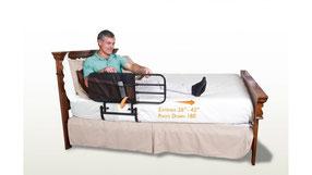 barandal para cama, barandas para cama, ez adjust bedrail, bedrail, barandales para cama, ability monterrey, ability san pedro, ortopedia en monterrey, paciente en cama, articulos para paciente en cama