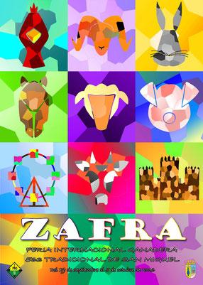 Fiestas en Zafra Feria de San Miguel Programa y cartel