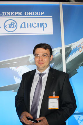 ABC boss Denis Ilin is extremely pleased with the half year figures presented by his airline  /  source: hs