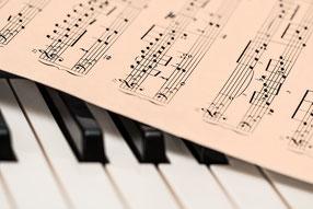音楽,レッスン,