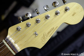 今回入手したギター(国産ブランド MOMOSE Custom Craft Guitars 製です)とマルチエフェクターは安価な機材と比べたら基本的な能力の差がまるで違います。