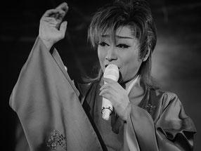 長谷川劇団総座長、愛京花