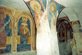 Grotte San Nicola - Mottola