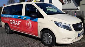 Großraumtaxen von Taxi Ulrich
