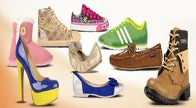 venta de calzado por catálogo en Argentina