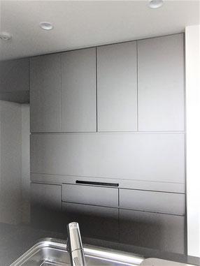 キッチン収納 カップボード