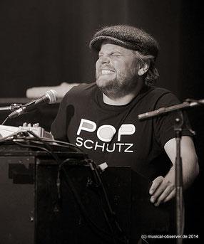 Sebel rockt. Foto: Niels Holger Schmidt