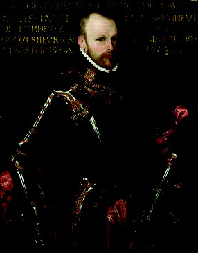 Lamoral, Comte d'Egmont