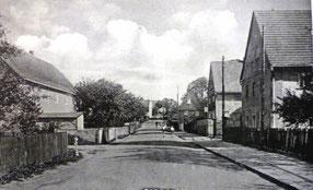 Lotzdorfer Straße, um 1937