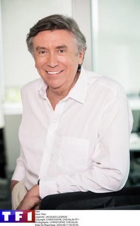 Jacques LEGROS contact animateur TV presentateur JT