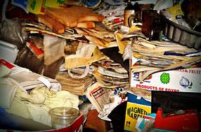 Fristlose Kündigung bei vermüllter Wohnung