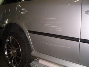 Bei einem Schaden zur Automalerei Hasler in Uetendorf