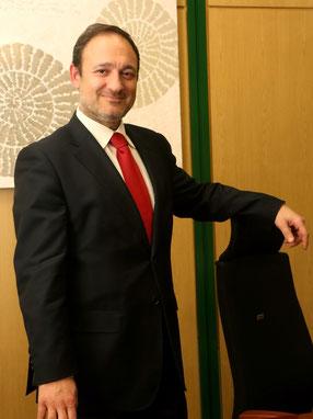 Alberto López, Director comercial de Feria Zaragoza