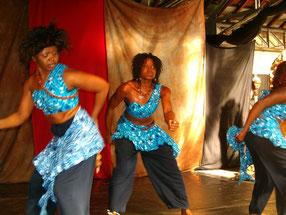 Danse chorégraphie Afrique