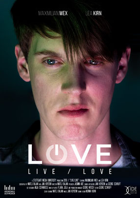 Schauspielerin Lea Kirn Kurzfilm LIVE/LOVE, Film, Theater, Musical