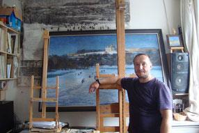 фото Мочалин Андрей художник-живописец.